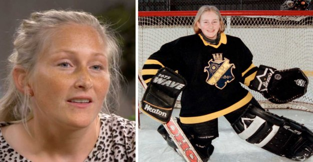 Kim Martin kickades out of the team – because of their gender