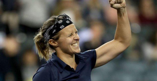 Kirsten Flipkens will find topreekshoofd Kerber in the quarter-finals of Monterrey