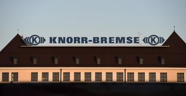 Knorr-Bremse: Chairman of the Board, throws surprisingly