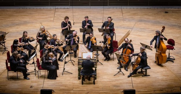 Konsertrecension: Amsterdam Baroque exposes Bach's ingenious wickerwork