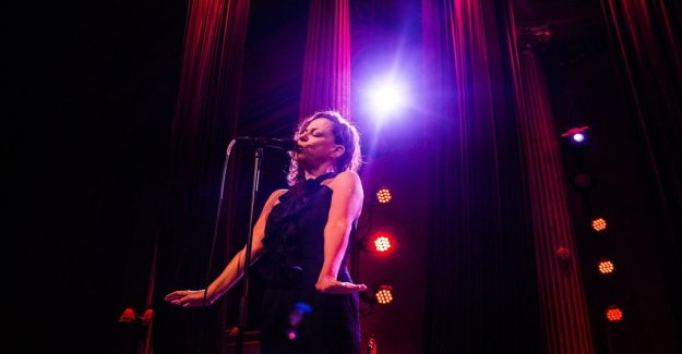 Konsertrecension: Bebel Gilberto careless through a brazilian night out