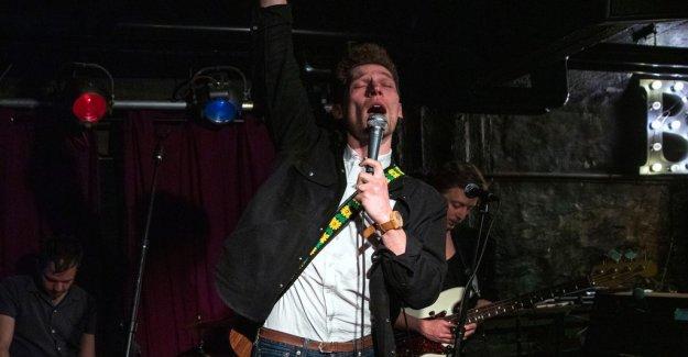 Konsertrecension: Månskensbonden sings his ostrobothnian countryside great