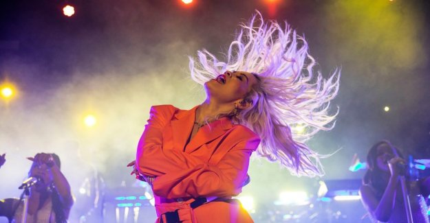 Konsertrecension: Rita Ora sounds like the Eurovision song contest