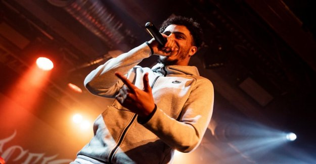 Konsertrecension: Tribute to the night. But AJ Tracey trust, not really on itself