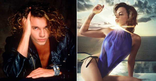 Kylie Minogue on romance with Michael Hutchence: Sex and drugs