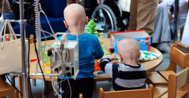 Lack of support to the family when the children are affected by cancer