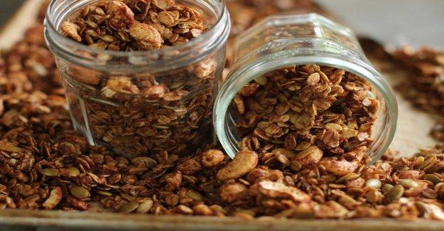 Lantmännen Ceralia recall of granola