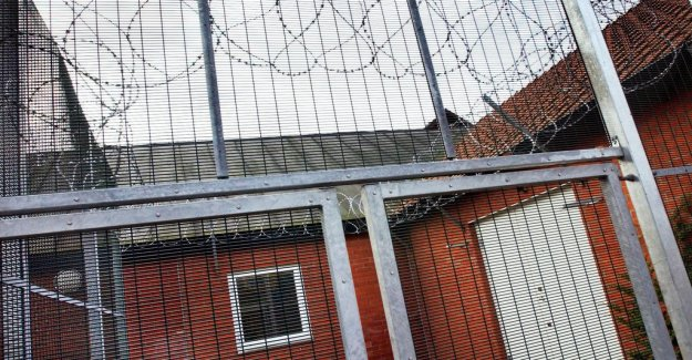 Large increase of violence and threats against staff at the detention centers