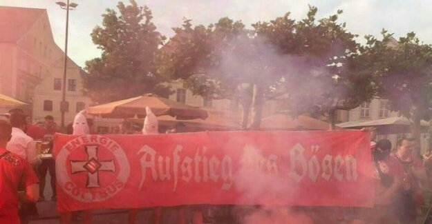Large-scale operation in Cottbus, Germany : crackdown on extreme-Right and Hooligans