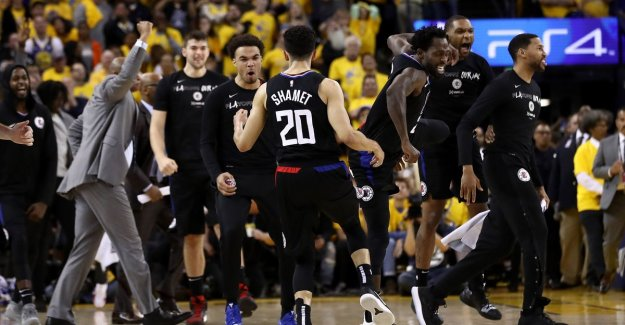 Largest comeback ever in the playoffs NBA: Clippers antics against defending champion Golden State