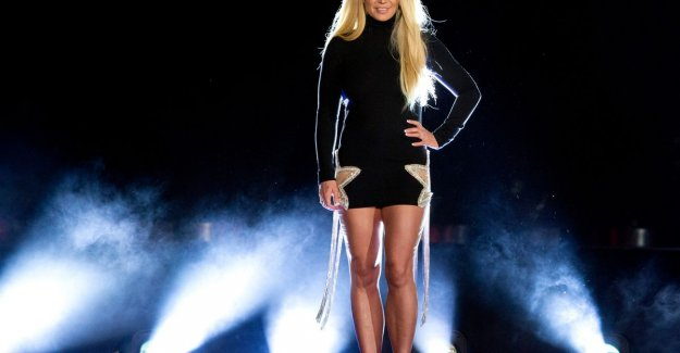 Leave Britney alone!: the many ups and downs of Britney Spears