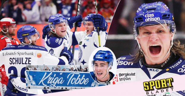Leksand clear to the SHL after jättedrama