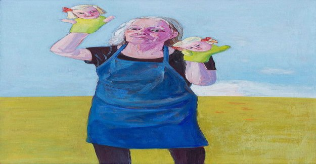 Liljevalchs painting: opting out of social criticism