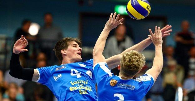 Linköping, Swedish champions in volleyball
