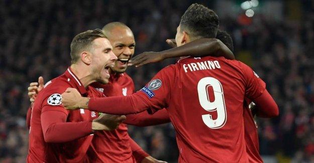 Liverpool on the semifinalekurs after lynstart