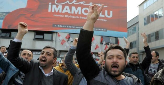 Local elections in Turkey : Istanbul is a new era