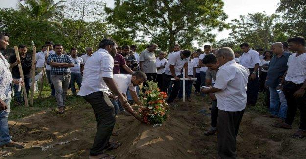 Long planning behind the Sri Lanka-.