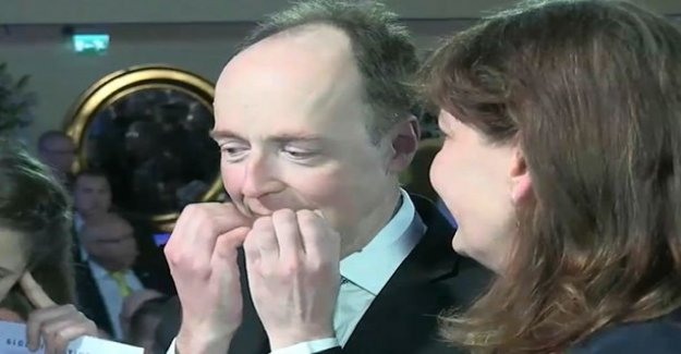 Look at the presidents of the facial expressions of the advance votes after the release of – Slope and Halla-aho not to be sick, green ferocious cry