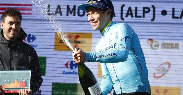 Lopez picks up, despite their frantic attempt Yates ended in Catalonia, Formolo wins final stage and De Gendt is mountain king