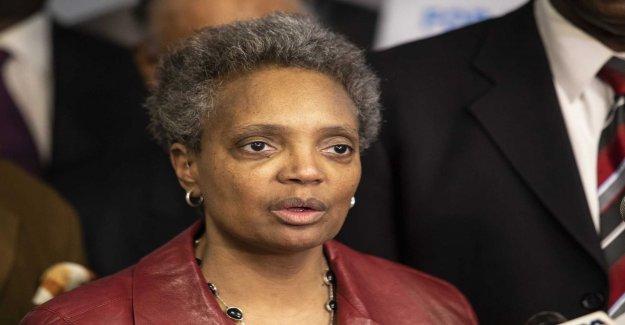 Lori Lightfoot new mayor of Chicago