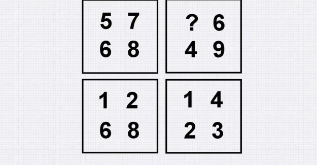 Los you our maandagpuzzel? Embark on a puzzle from Mensa