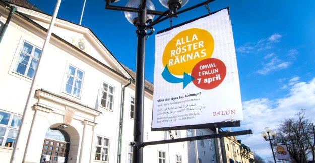 Lost voices costing million when the Falun goes to the re-election