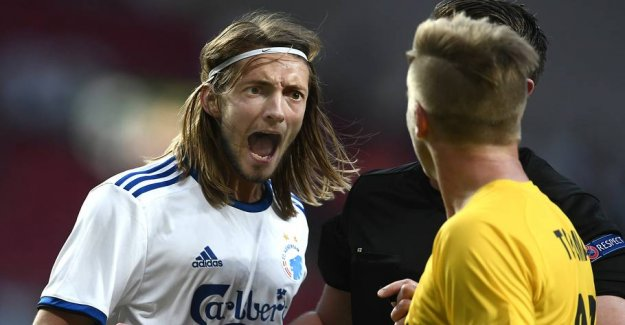 Lots of success in the FCK - but far from the national team
