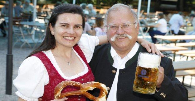 Löwenbräu gets tent is a Boss