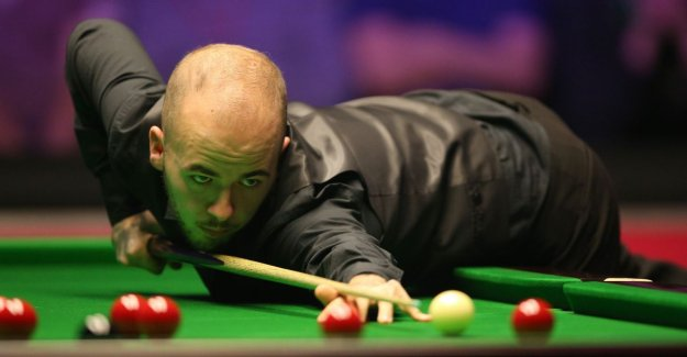 Luca Brecel has ticket for semi-finals is snapped in China Open