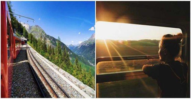 Major tour operators are betting on the railroads