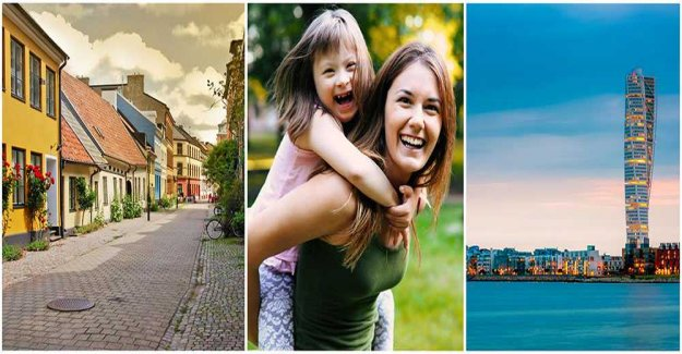 Malmö hailed once again by foreign travel experts