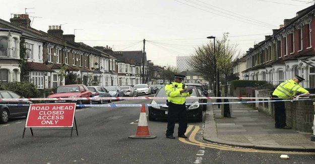 Man suspected of knivattackerna in London