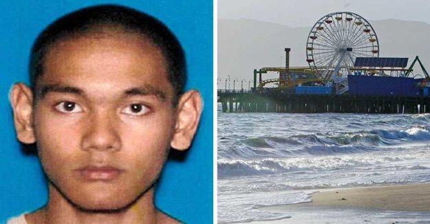 Man who planned terrorist attack in California gripen