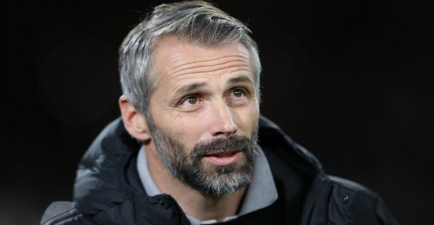 Marco Rose will be the new coach in Gladbach