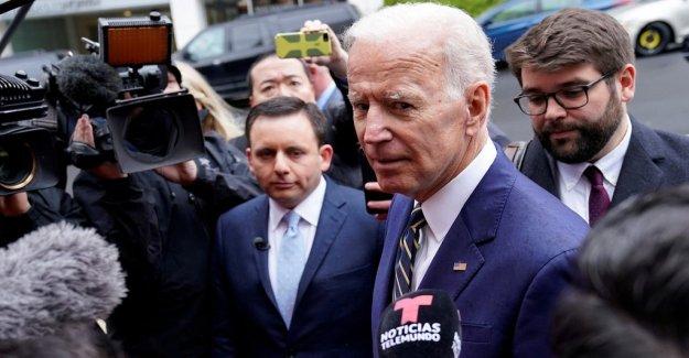 Martin Gelin: Biden risks meet hard resistance from the vänsterflanken