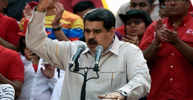 Martin Liby Troein: Therefore succeed the Venezuelan dictator to retain power (and therefore he will lose it)