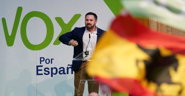 Martin Liby Troein: When the separatists and the populists themselves have the Spanish midfield keep it together