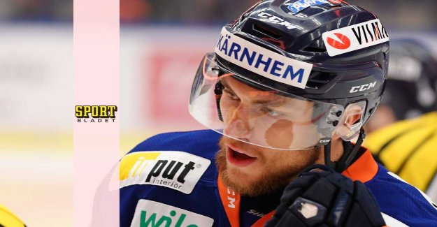 Martinsson returns to the SHL – signed three-year contract