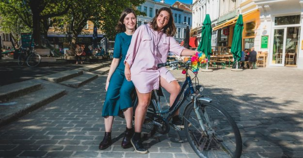 Mary (22) cycle in spite of diabetes to Barcelona: You think all the time that disease, even during sex