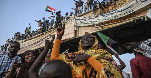 Mass protests continue in Sudan
