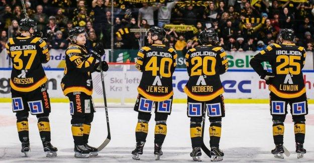 Mats J Larsson: Now, can Skellefteå AIK:s historical era to be over