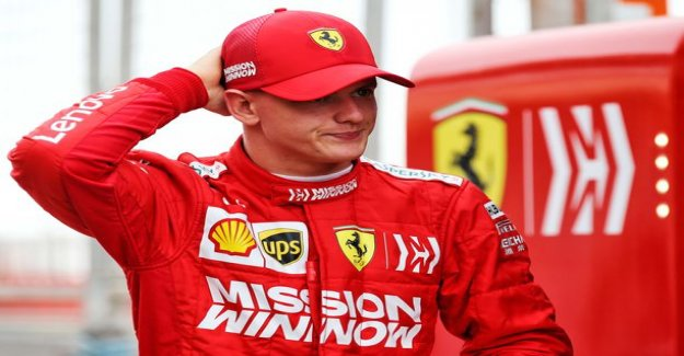 Max Verstappen ruined F1-romantics of the day at the last moment, Mick Schumacher tests the second-fastest - results list amused: In 1994, is that you?!