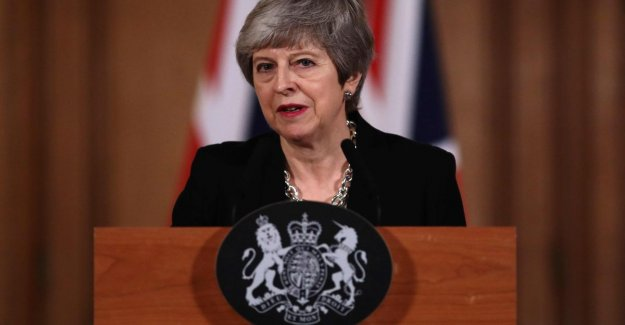 May: We request a postponement of brexit. Trap, says Scottish premier