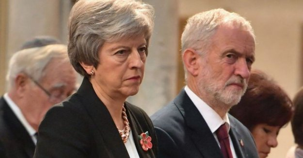 May slog continues: conversations with Jeremy Corbyn failed