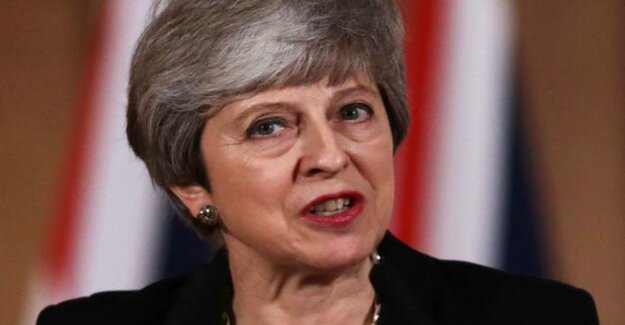 Mays: Brexit talks with the Opposition : A Deal that brings movement in to the Deal