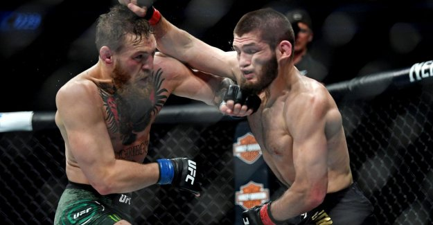 McGregor and Khabib have it yet but agree with each other on the stick