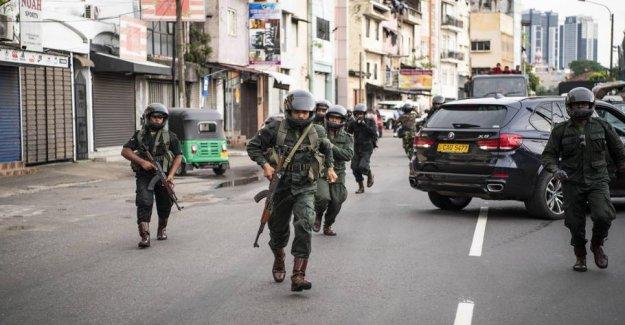 Media: Sri Lanka were warned a few hours before the attacks