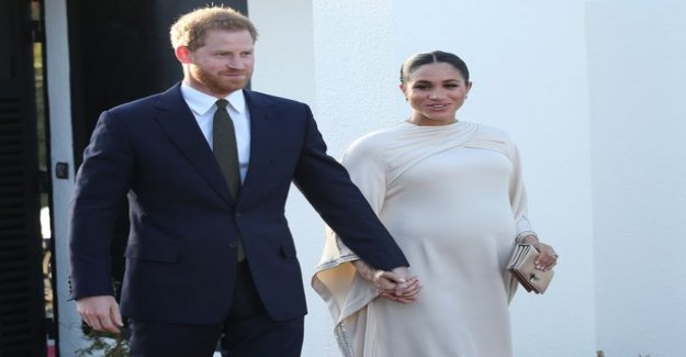 Meghan and Harry's baby on special nickname - hint at a secret love nest, where the pregnancy is alleged to have originated