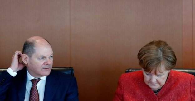Merkel against Scholz : pop in the coalition dispute over property tax