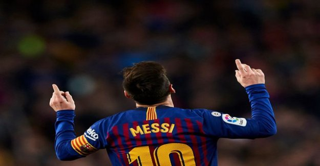 Messi or Ronaldo? Data told interesting background to the super-star of superiority: Right now the better